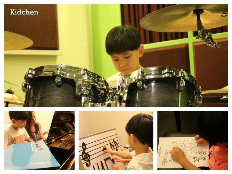 i.ROCK Junior 音樂班 - 部落客對本中心的推廣
